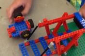 Western Y Bricks Beams Simple Machines Camp 2015