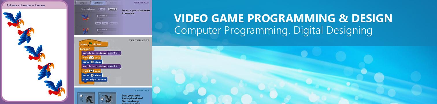 video-game-programming-design